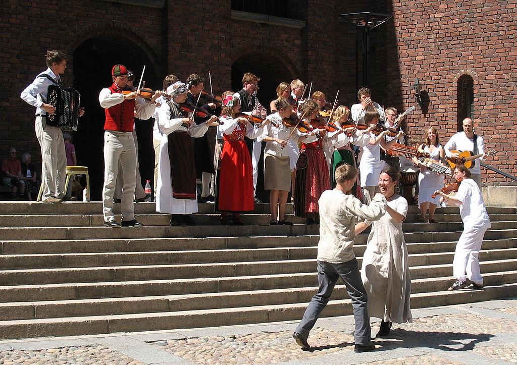 Folkmusik