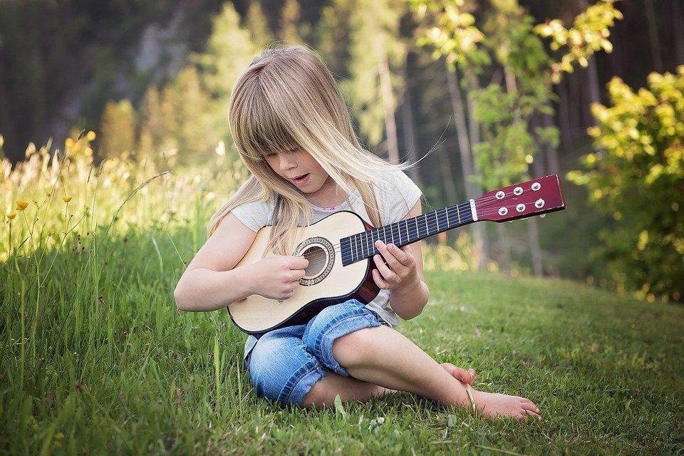 Skapa barnvänliga låtar